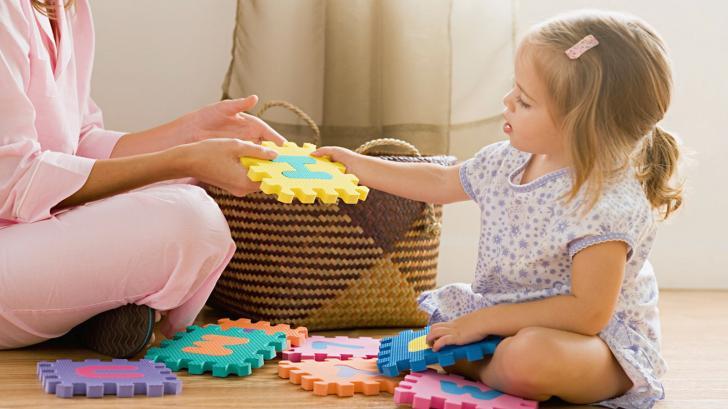 Игры для развития у ребенка творческих способностей