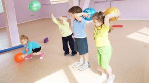Игры, развивающие координацию движений