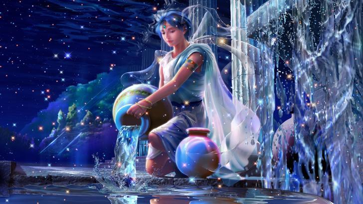 Детский гороскоп: Водолей
