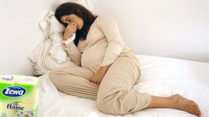 Запоры при беременности: что делать?