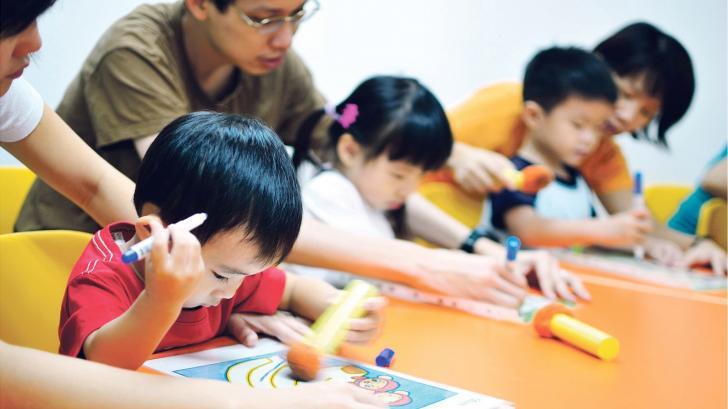 Особенности японской системы воспитания детей