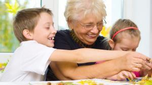 Влияние бабушек и дедушек на воспитание внуков