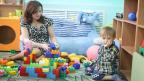 Ребенок в детском саду: адаптация