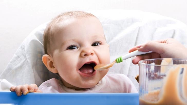 Введение корректирующих добавок в рацион ребенка