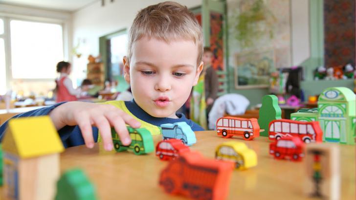 О влиянии игрушки на психику ребенка