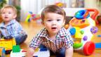 Приучаем ребенка к яслям