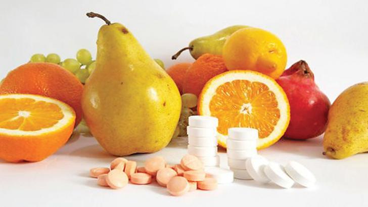 Содержание витаминов и микроэлементов в натуральных соках