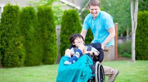 Дети с особенными потребностями. Чем помочь малышу?