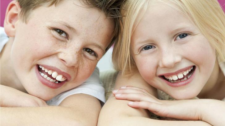 Красивые зубки и правильный прикус