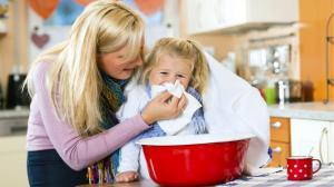 Ингаляция с применением эфирных масел для детей