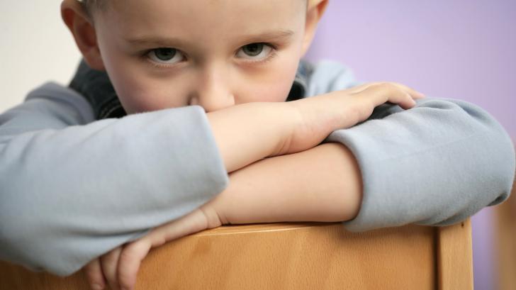 Детская обида: основные причины