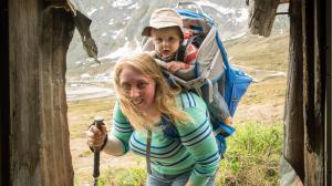 Туристический поход с ребенком на природу: подготовка и организация