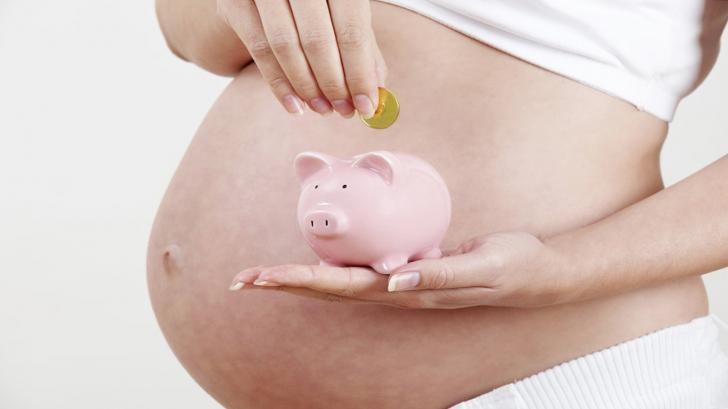 Выплаты по беременности и родам