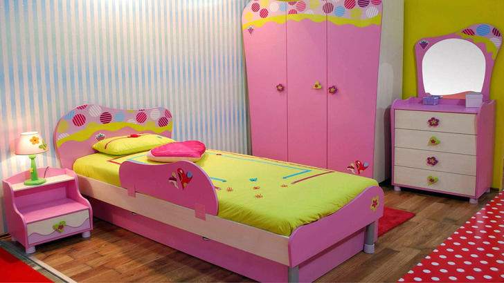 Как правильно обустроить детскую комнату