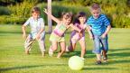 Спортивные занятия для ребенка