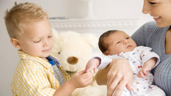 Второй ребенок в семье: несколько заметок психолога