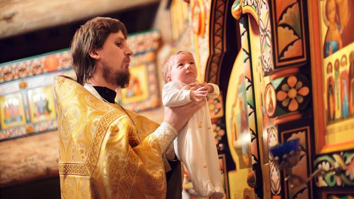 Крещение ребенка: секреты таинства