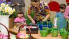 Оформляем детский праздник цветами