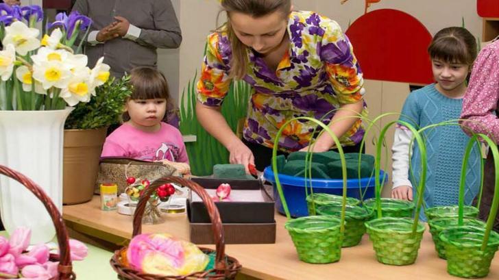 Оформление цветами детского праздника: советы дизайнеров