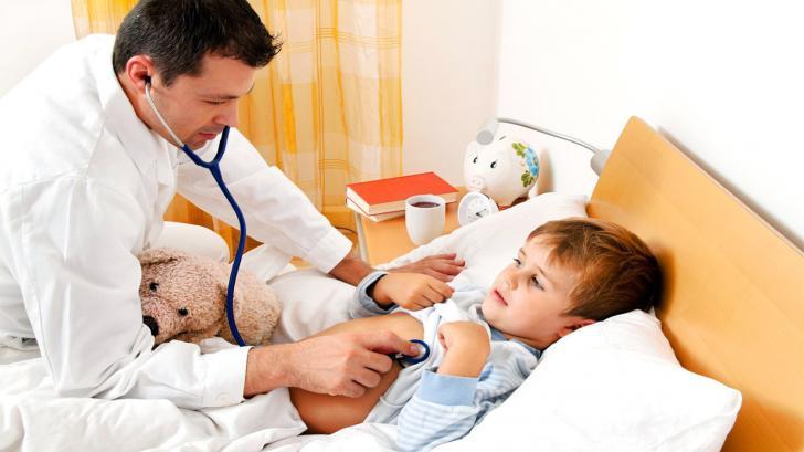 Как вылечить бронхит у ребенка: основные методы