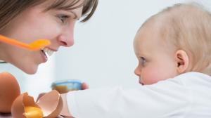 Вводим яйцо в прикорм ребенку: как, когда и сколько?