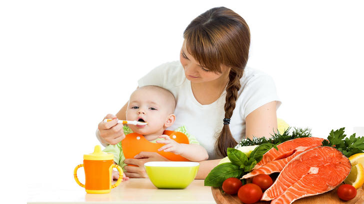 Первая рыба в рационе ребенка: когда начинать вводить ее в прикорм и с какой начать
