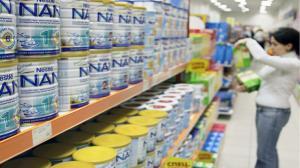 Искусственные молочные смеси для младенцев: результаты очередных исследований