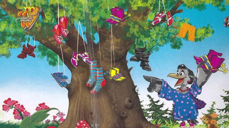 Чуковский: «Чудо-дерево»