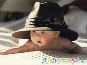 Моя первая шляпка
