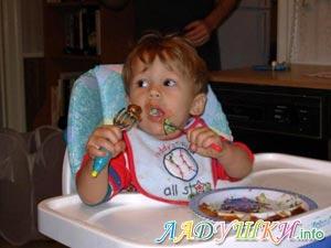 Мясные блюда — обязательный компонент в рационе ребенка