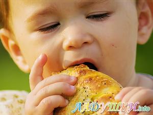 Какой ребенок не любит выпечки?