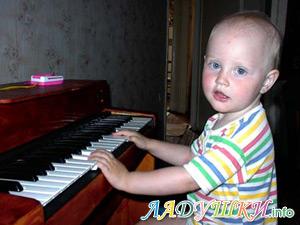 Развиваем у ребенка чувство ритма