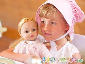 Кукла — лучший выбор для девочки