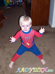 Ролевая игра «Человек-паук»